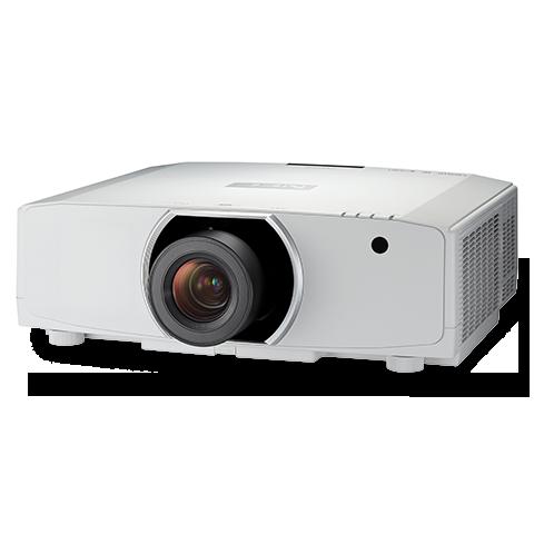 NEC Projector-pa803u
